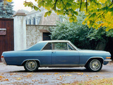 Opel Diplomat V8 Coupe (A) 1965–67 wallpapers