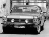 Opel Diplomat V8 (B) 1969–77 photos
