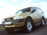 Images of Opel Frontera Sport (A) 1992–98
