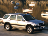 Images of Opel Frontera (B) 1998–2003