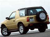 Opel Frontera Sport (A) 1992–98 photos