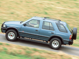 Opel Frontera (A) 1992–98 wallpapers