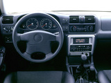 Opel Frontera (B) 1998–2003 images