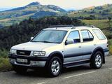 Opel Frontera (B) 1998–2003 photos