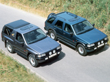 Opel Frontera images