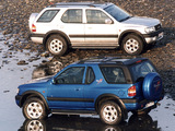 Opel Frontera pictures