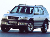 Photos of Opel Frontera (B) 1998–2003