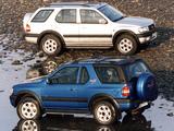 Photos of Opel Frontera