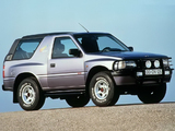 Pictures of Opel Frontera Sport (A) 1992–98