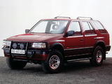 Pictures of Opel Frontera (A) 1992–98