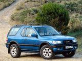 Opel Frontera Sport (B) 1998–2003 wallpapers