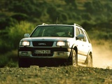 Opel Frontera (B) 1998–2003 wallpapers