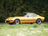 Opel GT/J 1971–73 wallpapers