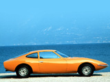 Photos of Opel Experimental GT 1965