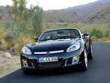Photos of Opel GT 2006–09