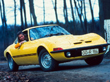 Pictures of Opel GT/J 1971–73