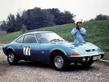 Opel GT 1968–73 wallpapers