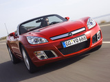 Opel GT 2006–09 wallpapers