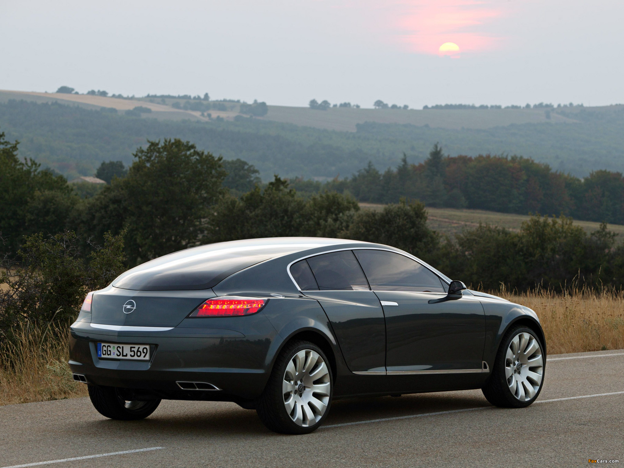 Images of Opel Insignia Concept 2003 (2048 x 1536)