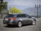 Images of Opel Insignia Turbo 4x4 Sports Tourer 2008–13