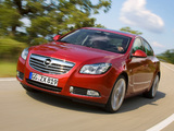 Images of Opel Insignia Turbo 2008–13