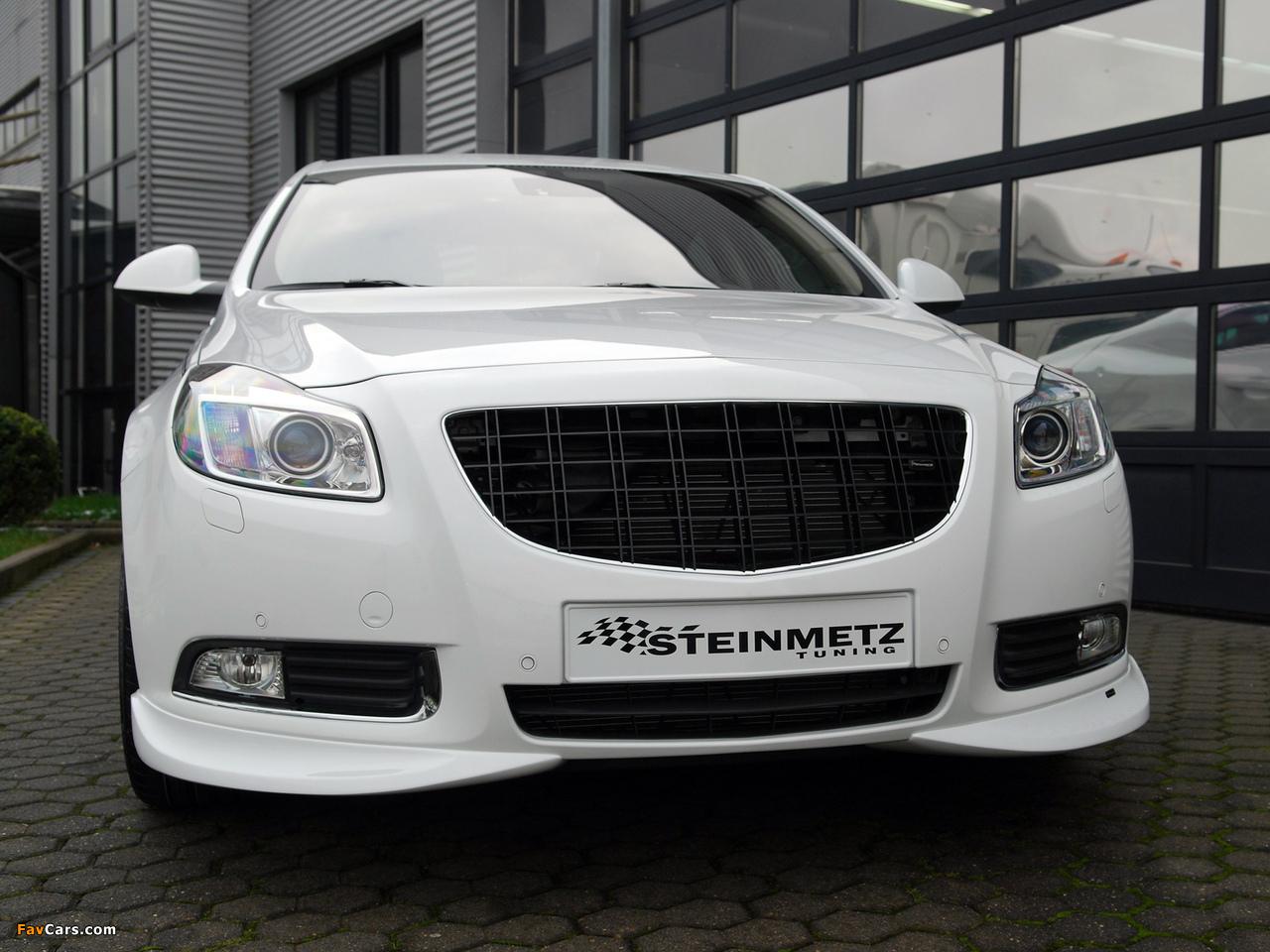 Images of Steinmetz Opel Insignia 2008 (1280 x 960)