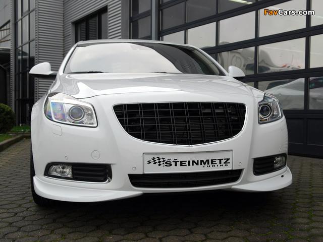 Images of Steinmetz Opel Insignia 2008 (640 x 480)