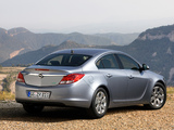 Images of Opel Insignia ecoFLEX 2009–13