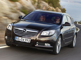 Images of Opel Insignia BiTurbo Sports Tourer 2012–13