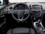 Images of Opel Insignia Hatchback 2013