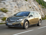 Images of Opel Insignia Country Tourer 2013