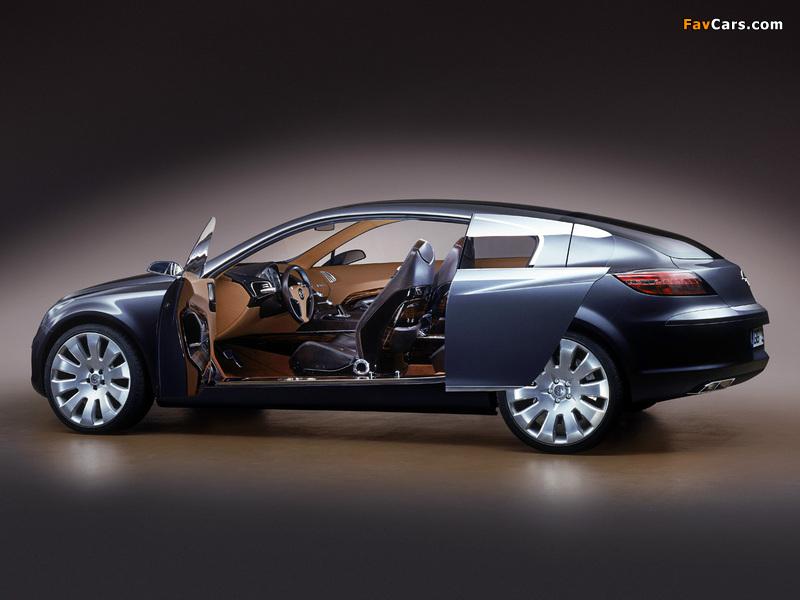 Opel Insignia Concept 2003 photos (800 x 600)