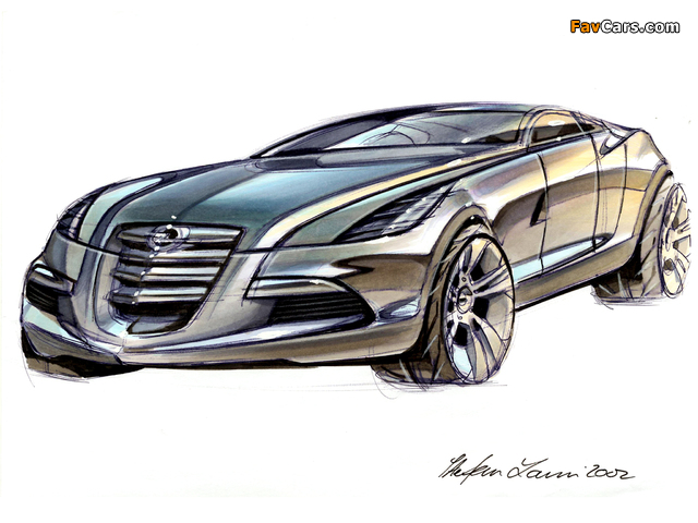 Opel Insignia Concept 2003 pictures (640 x 480)