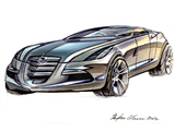 Opel Insignia Concept 2003 pictures