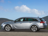 Opel Insignia Sports Tourer 2008–13 images