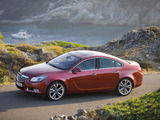 Opel Insignia Turbo 2008–13 images