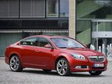 Opel Insignia Turbo 2008–13 photos