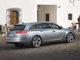 Opel Insignia Sports Tourer 2008–13 photos