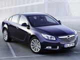 Opel Insignia 2008 photos