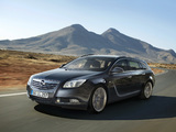 Opel Insignia Sports Tourer 2008–13 pictures