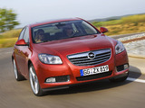 Opel Insignia Turbo 2008–13 pictures