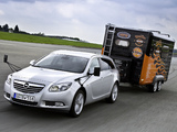 Opel Insignia Turbo 4x4 Sports Tourer 2008–13 wallpapers