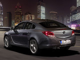 Opel Insignia Hatchback 2008 wallpapers