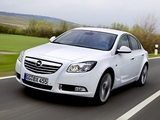 Opel Insignia ecoFLEX 2009–13 images