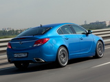 Opel Insignia OPC 2009–13 pictures