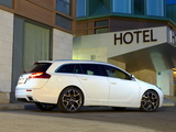 Opel Insignia OPC Sports Tourer 2009–13 wallpapers