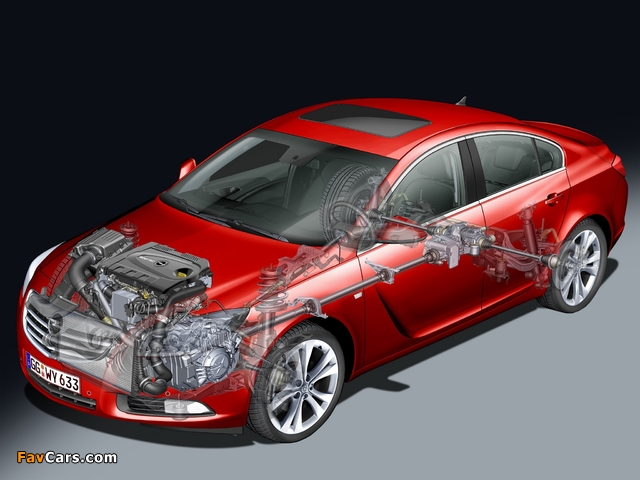 Opel Insignia BiTurbo 2012–13 images (640 x 480)