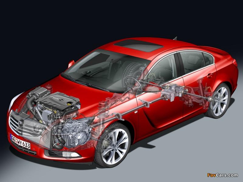 Opel Insignia BiTurbo 2012–13 images (800 x 600)