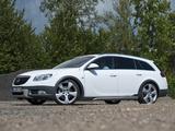 Irmscher Opel Insignia Sports Tourer Cross4 2012–13 images