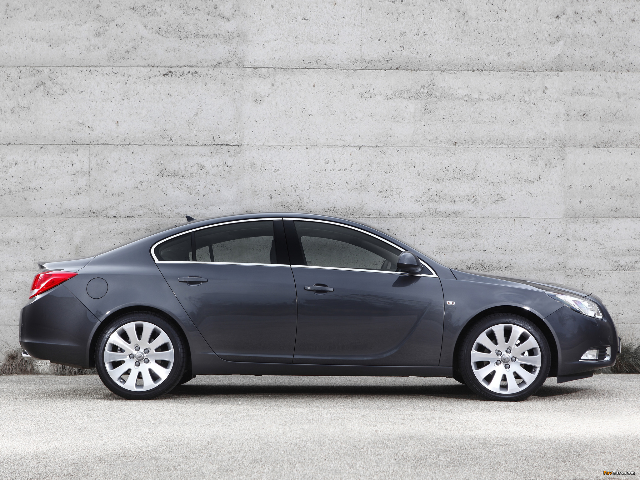 Opel Insignia Turbo AU-spec 2012–13 photos (2048 x 1536)